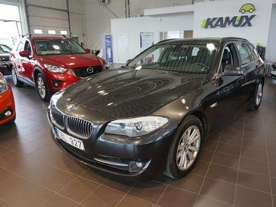 begagnad BMW 528 i Touring Aut Drag S&V-Hjul (258hk)