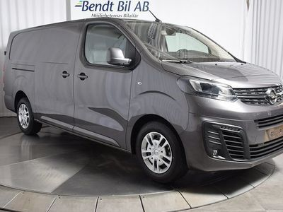 begagnad Opel Vivaro L3H1 Launch Edition L3H1 2020, Transportbil Pris 324 875 kr
