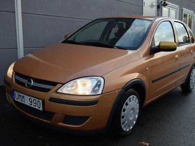 begagnad Opel Corsa 5-dörrar 1.2 Easytronic 75hk -04