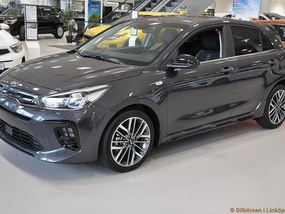 begagnad Kia Rio 1.0 T-GDi 120hk DCT Advance Plus