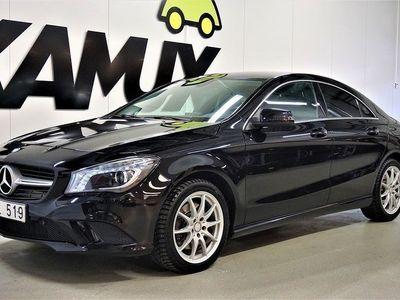 begagnad Mercedes 250 CLA Benz  7G-DCT   211hp 2014, Sportkupé 195 800 kr