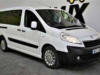begagnad Peugeot Expert Tepee 2.0 HDi | Comfort 8-Sits |163 Hk