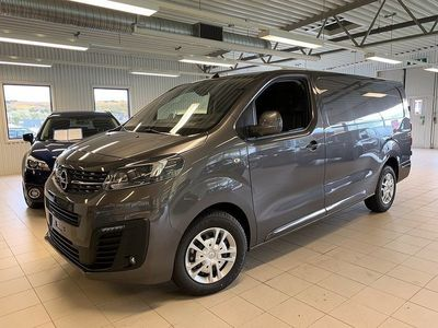 begagnad Opel Vivaro NyaL3 120hk Launch Edition