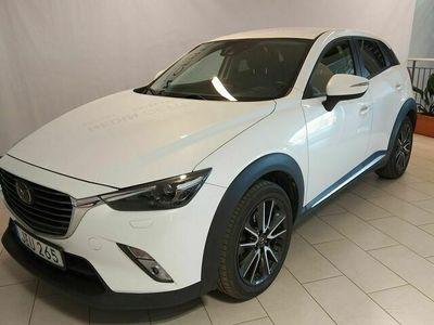 begagnad Mazda 3 CX -