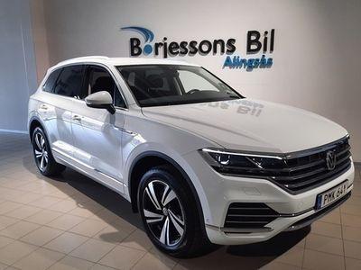 begagnad VW Touareg V6 TDI Tiptronic 4Motion 2019, Personbil 589 900 kr