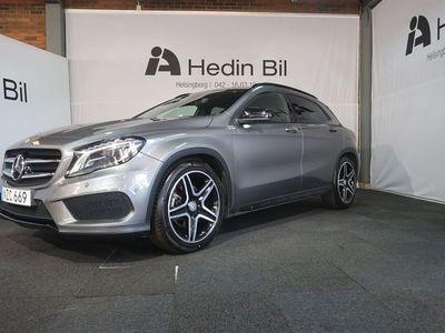 begagnad Mercedes GLA220 d 4MATIC 7G-DCT AMG Line