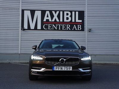 begagnad Volvo V90 D4 AWD Inscription Läder Drag 190hk