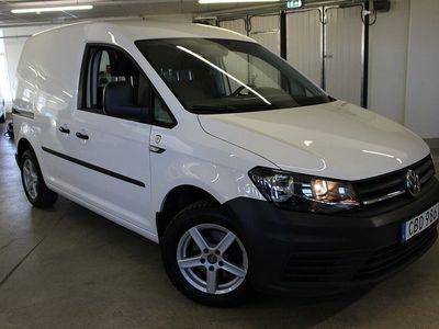 begagnad VW Caddy Van 2.0 TDI BlueMotion - DIESELVÄRMARE & DRAGKROK