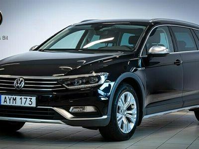 begagnad VW Passat Alltrack 2.0 TDI 4Motion Executive