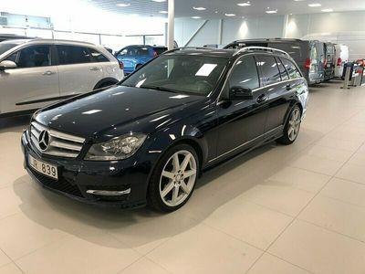 begagnad Mercedes C220 T CDI 7G-Tronic Plus AMG 170hk Drag