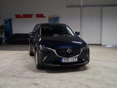 begagnad Mazda CX-3 2.0 SKYACTIV-G Euro 6 120hk -18
