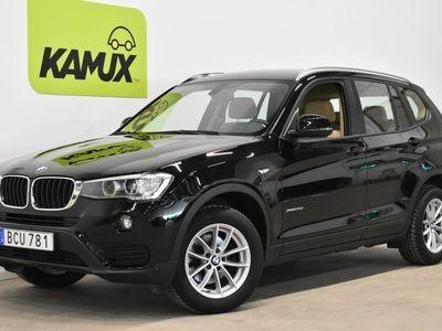 usata BMW X3 xDrive 20d Komfort S&V-Hjul (190hk)