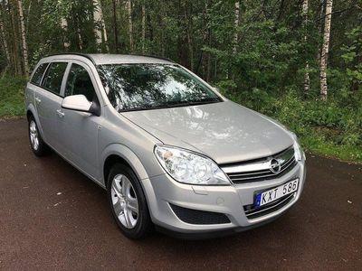 begagnad Opel Astra Caravan 1.6 Lågmil 4600mil/Drag/NY