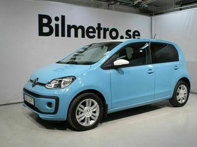 begagnad VW up! HIGH 1.0 75 HK