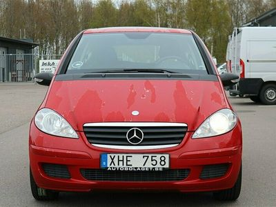 begagnad Mercedes A150 95hk Classic/Panorama
