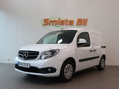 begagnad Mercedes Citan 112 BE Star Backkamera Eu6 114hk