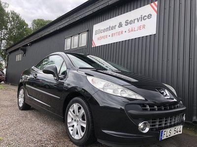 begagnad Peugeot 207 CC 1.6 VTi Sport 120hk Cab*10.200Mil