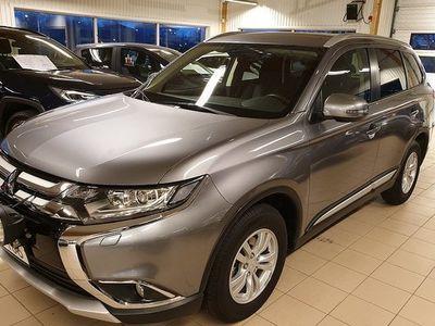 begagnad Mitsubishi Outlander 2,2 Di-D man 2017, SUV 195 000 kr