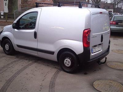 begagnad Citroën Nemo HDI Besiktad Nyservad Dragkrok -08
