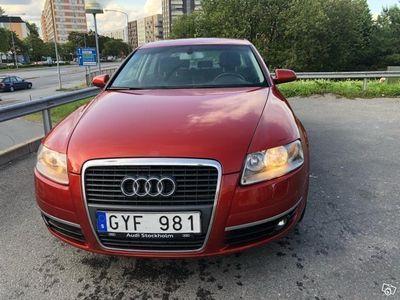 begagnad Audi A6 2.0 lågmil -08