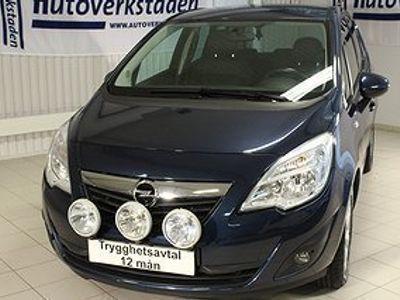 begagnad Opel Meriva ENJOY 1.4T MT5 120HK