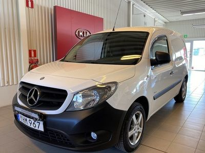 begagnad Mercedes Citan 109 CitanCDI BlueEFFICIENCY