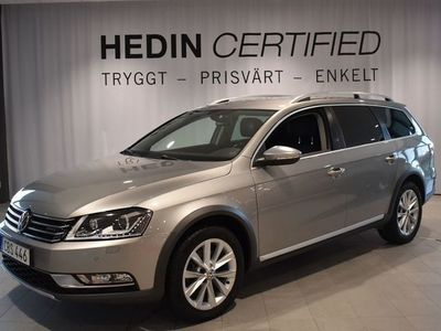 begagnad VW Passat Alltrack 2.0 TDI 4M DSG D-värm Skinn Premium 177hk