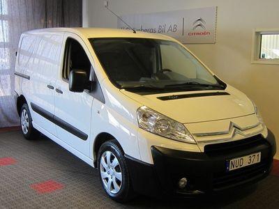 gebraucht Citroën Jumpy 2.0III HDI Skåp 2012, Transportbil 59 000 kr