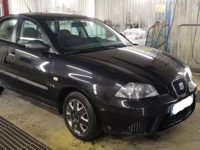 brugt Seat Ibiza 1,4 (Svensksåld) -08