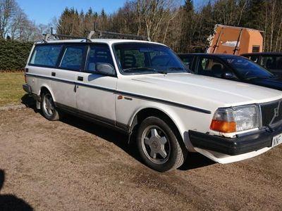 begagnad Volvo 240 -88