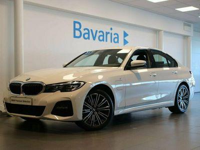 begagnad BMW 330e xDrive Sedan M-Sport Plug In Hybrid Nypris 598.000:-