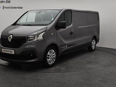 begagnad Renault Trafic Van 1.6 dCi Manuell, 125hk
