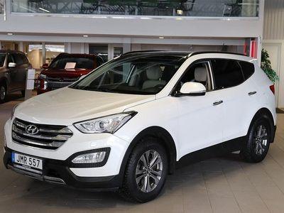 begagnad Hyundai Santa Fe 2.2 CRDi-R