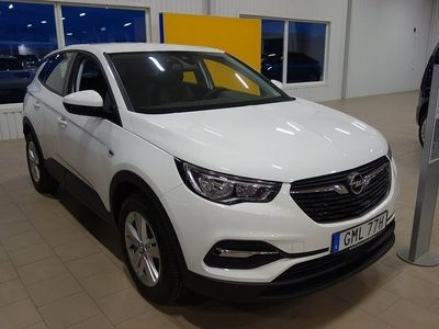 begagnad Opel Grandland X Enjoy 1.2 130 hk MT6