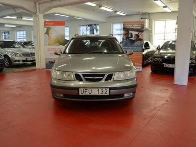 gebraucht Saab 9-5 SportCombi 2.0 T Automat Drag P-Hjälp 0%Ränta