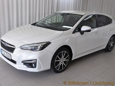 brugt Subaru Impreza 1.6 Active CVT (V-Hjul)