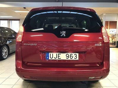 begagnad Peugeot 5008 1.6T(156hk) Pano-Tak Mil 8000 Aux