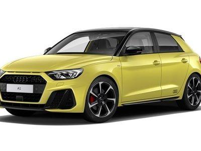 used Audi A1 Sportback SB 35 TFSI 150HK, Edition One, S-line se utr!