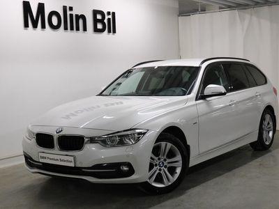 begagnad BMW 320 d xDrive Touring / Sport Line