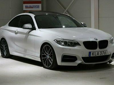 begagnad BMW M235 IA 326HK/ M-Paket / Taklucka / Euro6