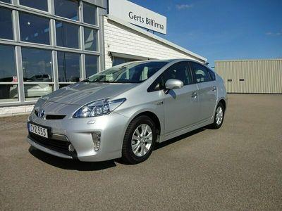 begagnad Toyota Prius Plug-in Hybrid 1.8 VVT-i BUSINESS B1
