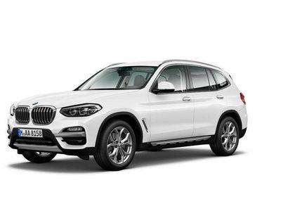 begagnad BMW X3 20d xDrive X-Line Dieselvärmare Drag HiFi 2019, SUV 376 900 kr