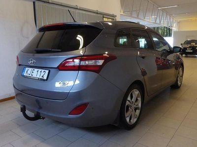 begagnad Hyundai i30 Ki 1.6 CRDi M6 GO