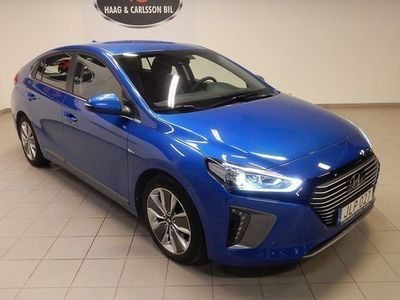 begagnad Hyundai Ioniq Hybrid Premium Eco 2017, Halvkombi 189 000 kr