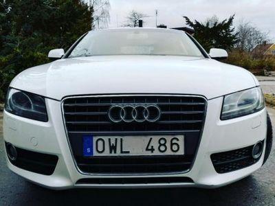 begagnad Audi A5 Sportback 2.0 tfsi (190hk) -11