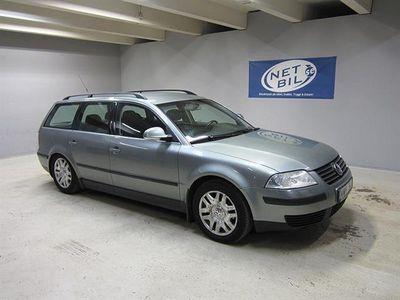 used VW Passat 1.8T Variant Trend 150hk
