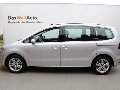 begagnad VW Sharan TDI 150 DSG6 - Dragpaket/Panorama/Parkeringssensor