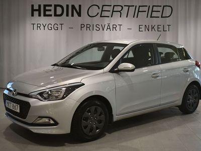 begagnad Hyundai i20 Hyundai i20