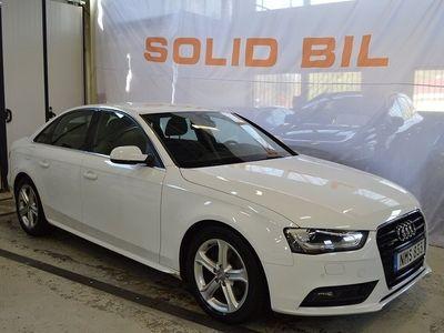 begagnad Audi A4 2.0 TDI 190HK Q/AUT/NAVI/SPORT/EURO6/