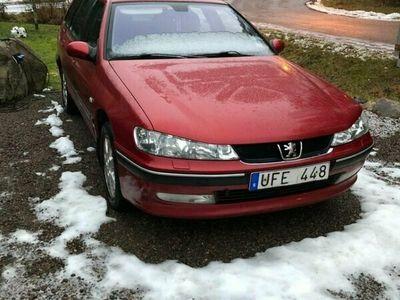 begagnad Peugeot 406 1,8 KOMBI